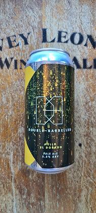 Double-Barrelled Brewery Hello El Dorado