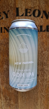 Cloudwater New Normal Citra & Strata DDH IPA