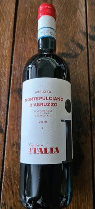 Italia Montepulciano d'Abruzzo 2018