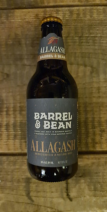 Allagash Brewing Barrel & Bean