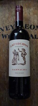 Caprichos Old Vine Garnacha 2019