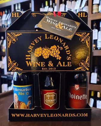 The best of Belgium 3 Bottle Gift Set