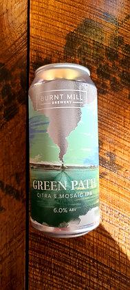 Burnt Mill Green Path IPA