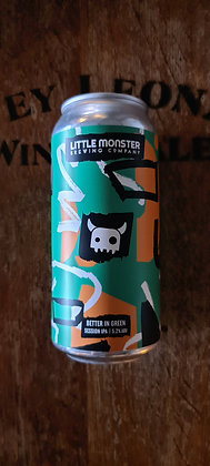 Little Monsters Better In Green