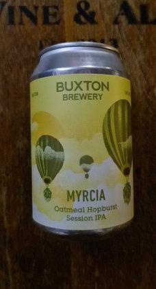 Buxton Brewery Myrcia
