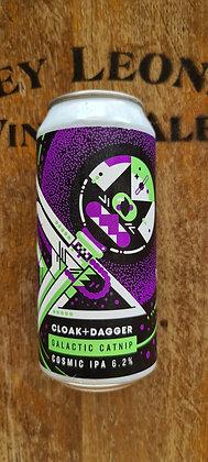 Cloak + Dagger Galactic Catnip IPA
