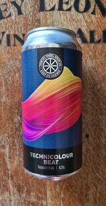 Twisted Wheel Technicolour Beat