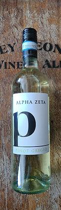 Alpha Zeta, `P`