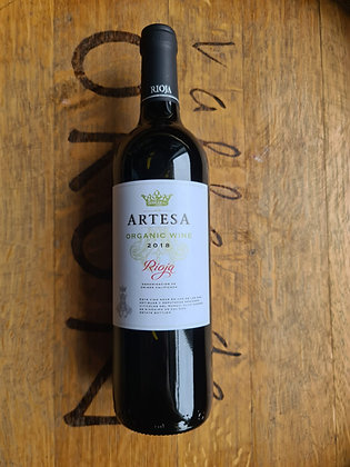 Artesa Rioja Organic 2018