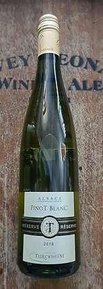 Cave de Turckheim Réserve Pinot Blanc 2018
