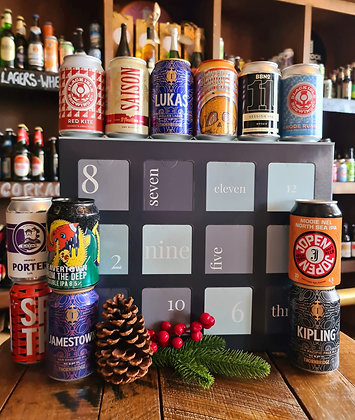 12 Day Beer Advent Calendar