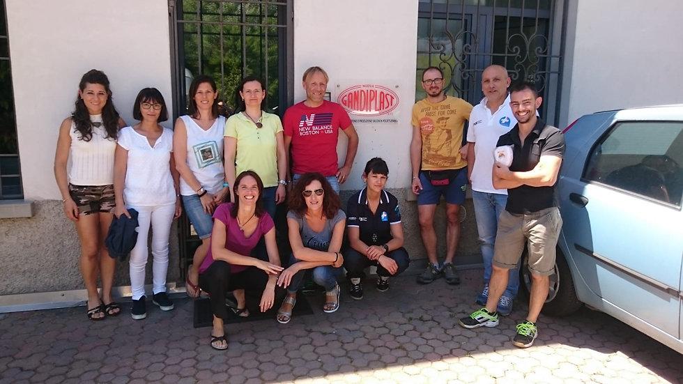 Internes freiwilliges AED-BLSD-Training