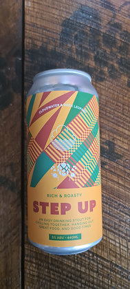 Cloudwater Step Up
