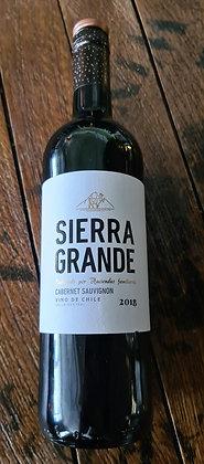 Sierra Grande Cabernet Sauvignon 2018