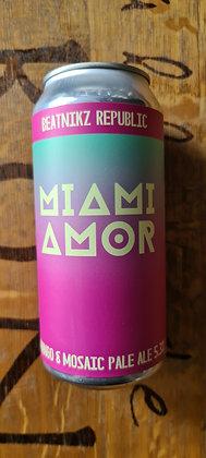Beatnikz Republic Miami Amor