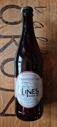 Lines Brew Co Strawberry Oak