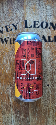 Double-Barrelled Brewery Big Fruit Heist