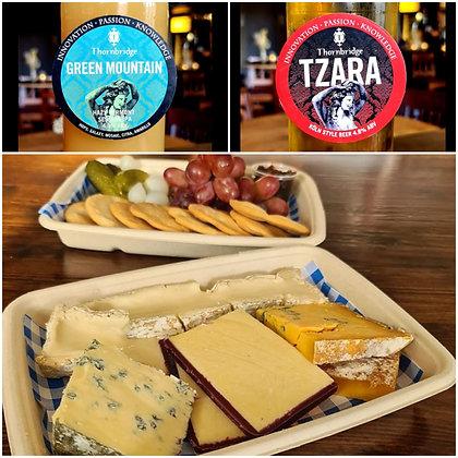 Beer & Cheese Combo