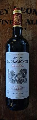 Château La Gramondie 'Cuvée Eva', Castillon Côtes de Bordeaux 2019