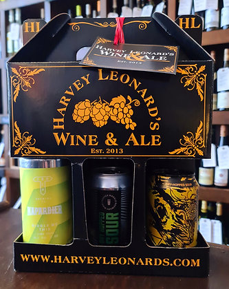 Sours & Saisons 3 Bottle Gift Set
