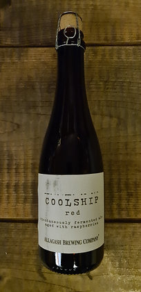 Allagash Brewing Coolship Red