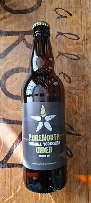 Pure North Original Cider