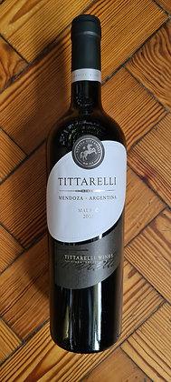 Tittarelli Malbec 2018