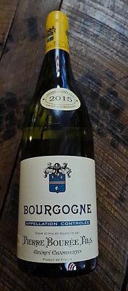 Pierre Bourée Bourgogne Blanc 2015