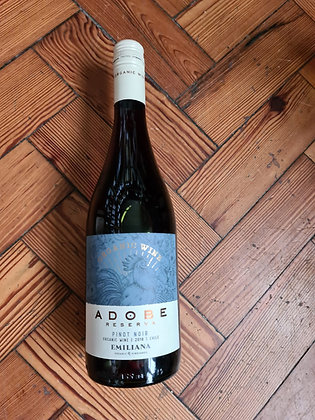Adobe RESERVA ORGANIC 2018 Pinot Noir