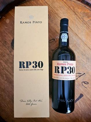 Ramos Pinto 30 year Tawny  Wooden Box
