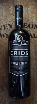 Crios Limited Edition Tannat 2018