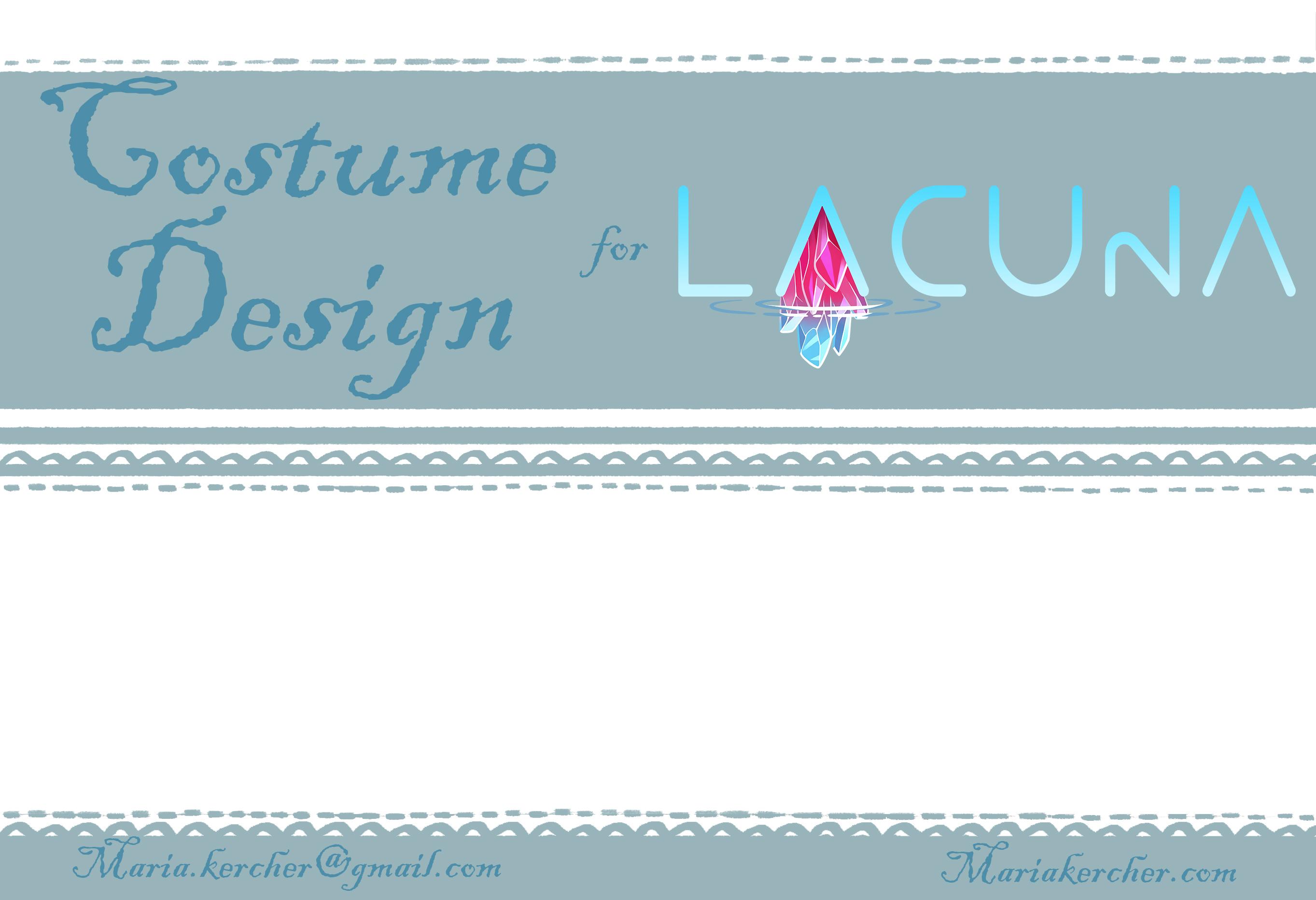 Lacuna Costume Designs