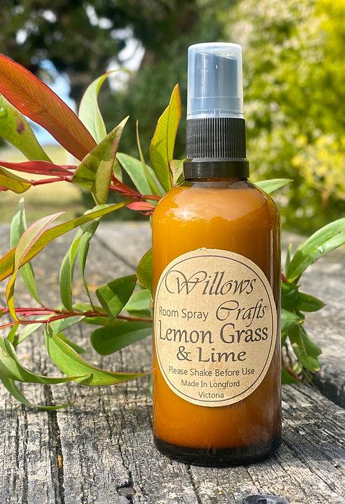 Lemon Grass & Lime Room Spray