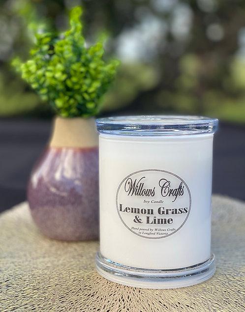 Large Lemongrass & Lime Jar
