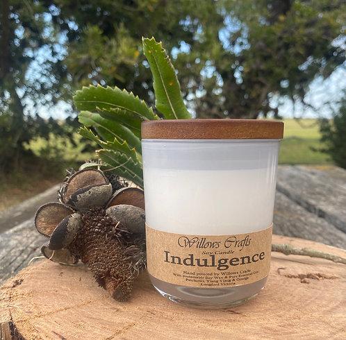 Indulgence Essential Oil Tumbler Jar