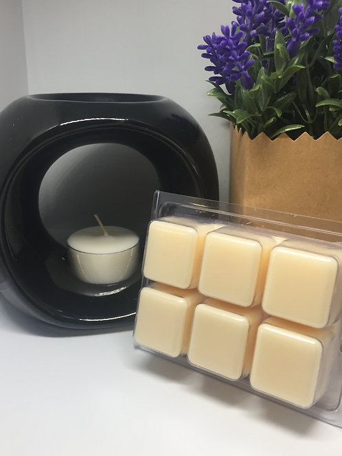 Vanilla  Clam Shell Melt