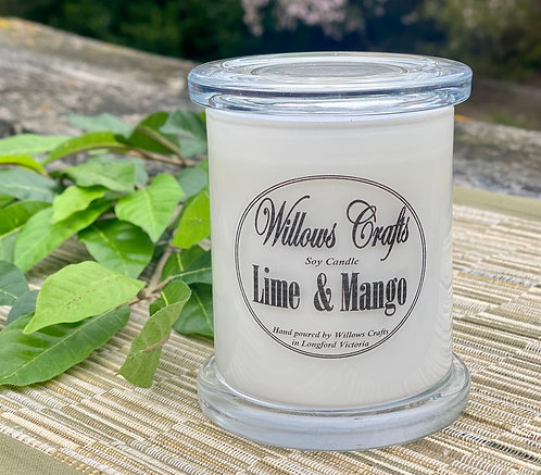 Medium Lime & Mango Jar