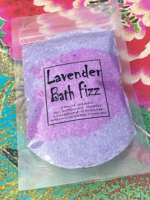Lavender Bath Fizz