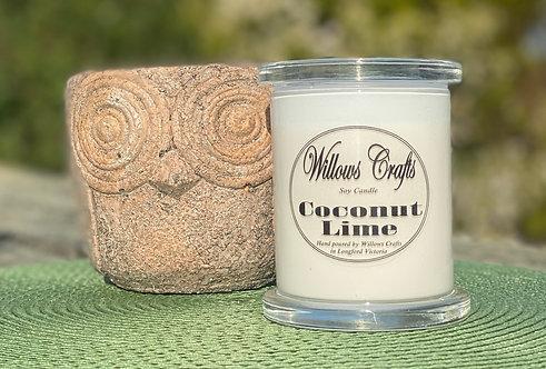 Medium Coconut Lime Jar