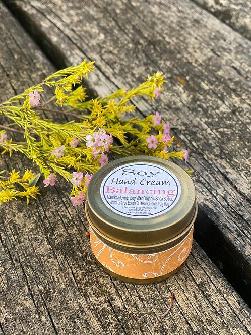 Balancing Essential Oil Hand Cream