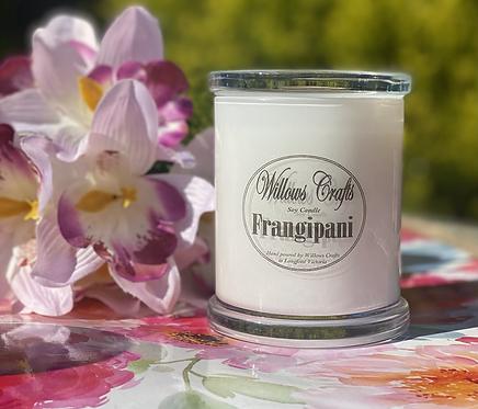 Large Frangipani Jar