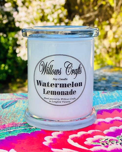 Medium Watermelon Lemonade Jar