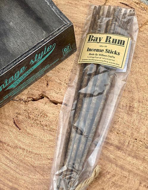 Bay Rum Incense Sticks