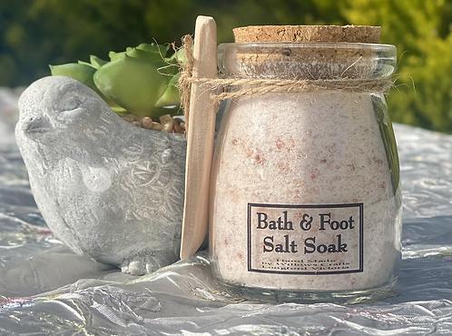 Foot & Bath Soak Small Jar