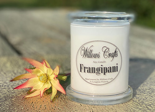 Medium Frangipani Jar