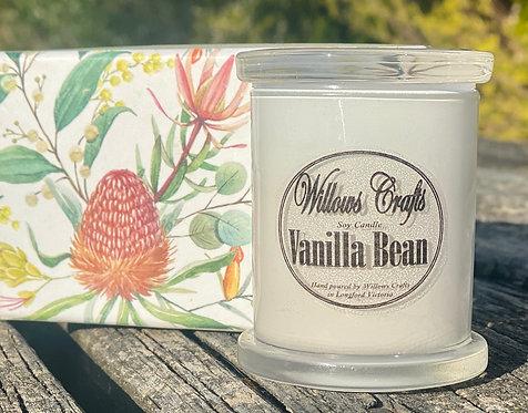 Small Vanilla Bean Jar