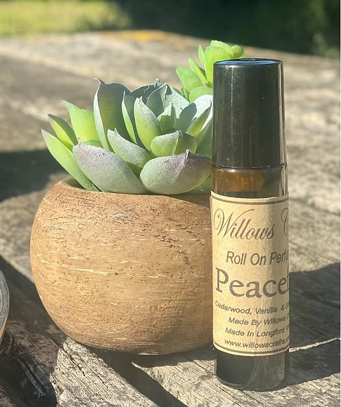 Peaceful Roll On Perfume