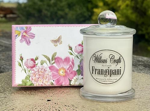 Small Frangipani Jar