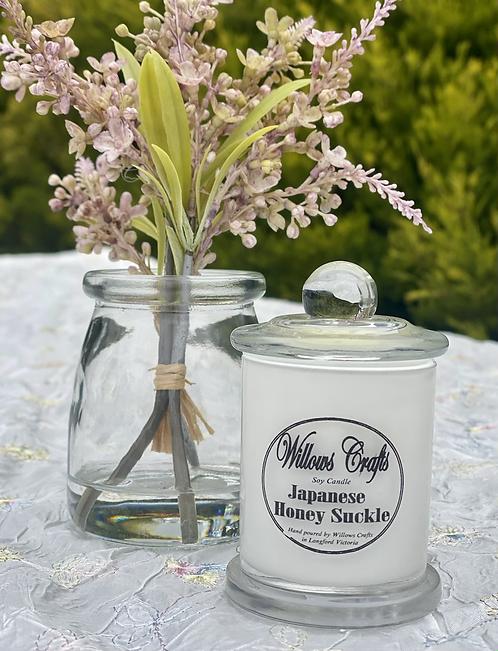Small Japanese Honey Suckle Jar