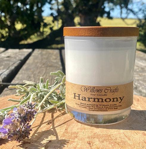 Harmony Essential Oil Tumbler Jar